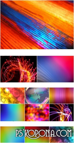 Spectrum & Abstraction Textures ( free abstract textures, free download )