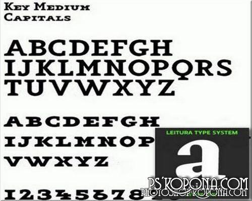 Comercial Fonts