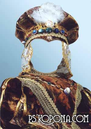 Шаблон для фотомонтажа - Принц II