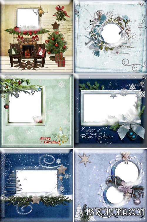 Winter scrap frames