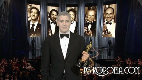 мужской шаблон для фотошопа:Премия Оскара 2