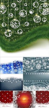Elegant Christmas backgrounds