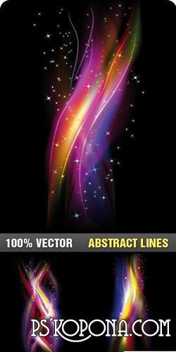 Abstract Lines ( Stock Vector )