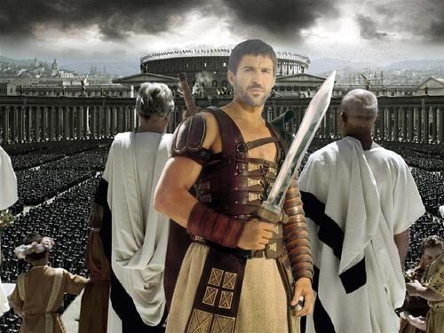 мужской шаблон для фотошопа: Октавиус-Рим это Я.