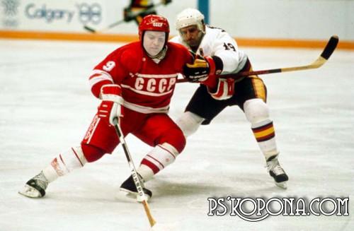 Шаблон для фотошопа - Хоккей,игра для настоящих мужчин