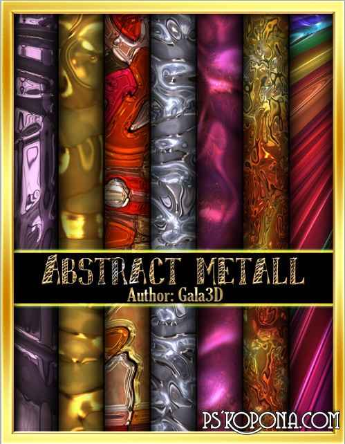 Texture abstract metall