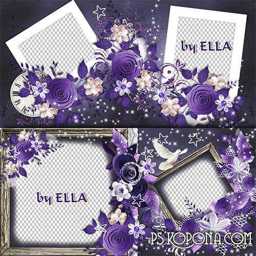 Beautiful photobook template psd for all occasions - Perfect moment