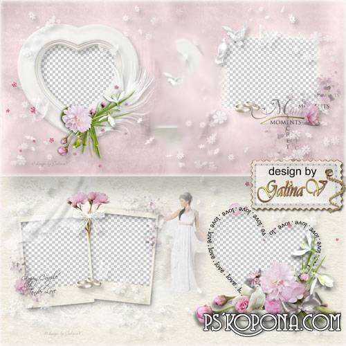 Wedding Photoalbum - Happy Couple