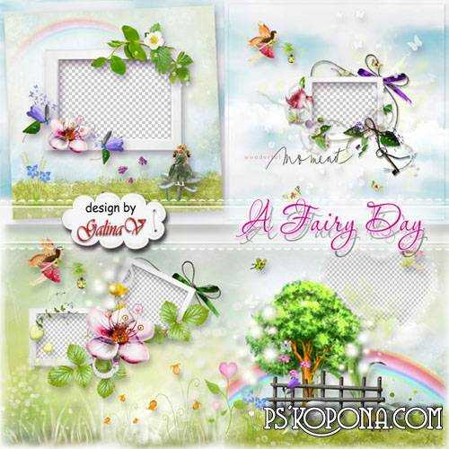 Kid's Photoalbum - Fairy Day