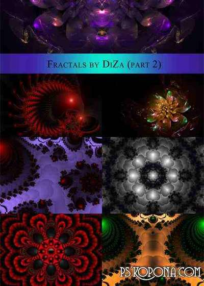 Fractals  png download (part 2 )