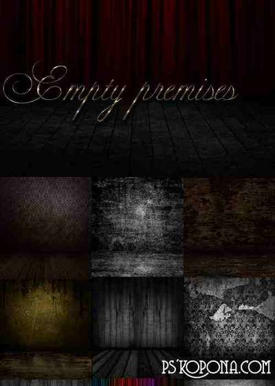 Backgrounds - Empty premises