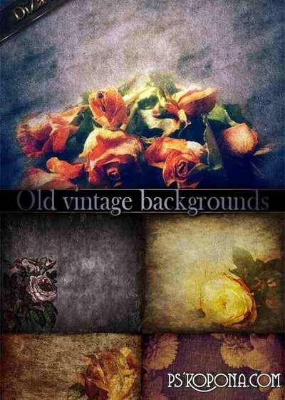 Old vintage backgrounds