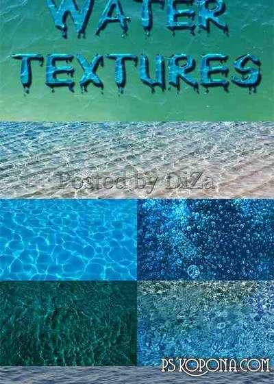 Water textures-2