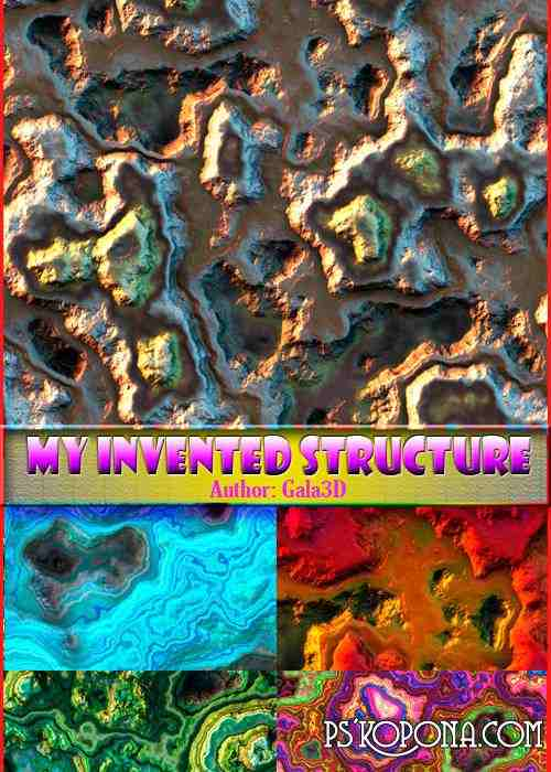 My invented structure from Gala3D