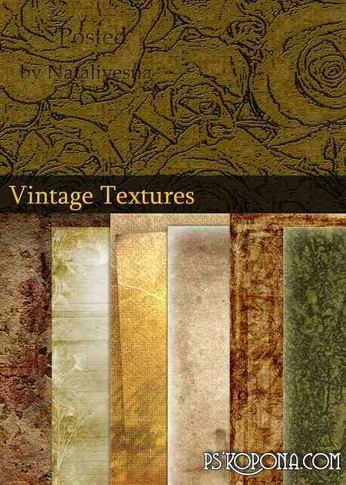 Vintage Textures download