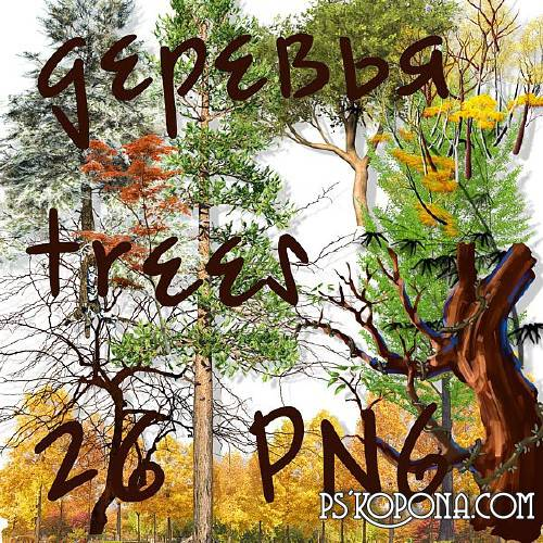 Clipart png - Trees download