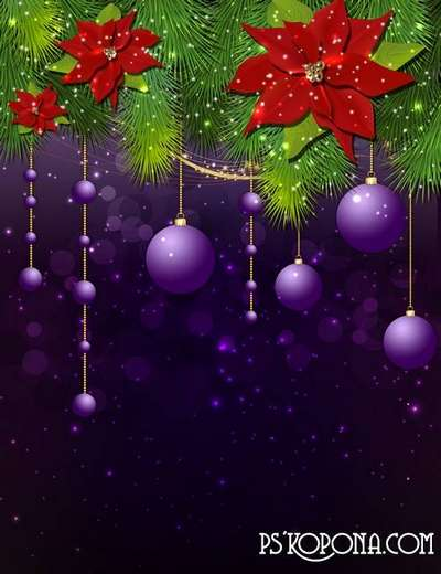 PSD source - Good New Year holiday 27