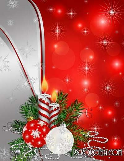 PSD source - Good New Year holiday 10