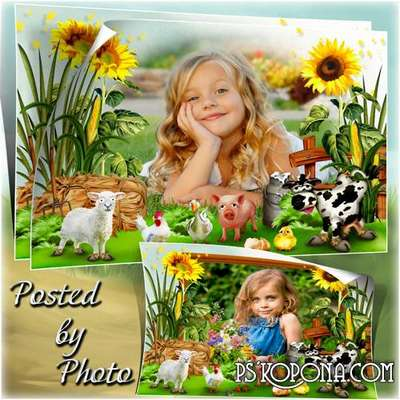 Children frame free download - Farm frenzy