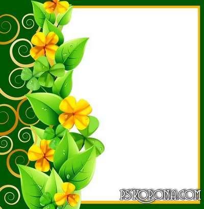 Photoframe - Spring Charm