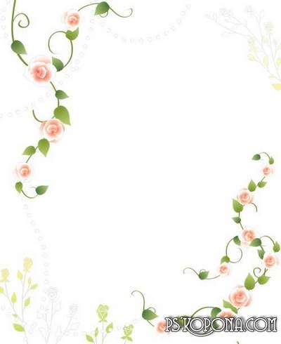 Photoframe - Rose from VARENICH