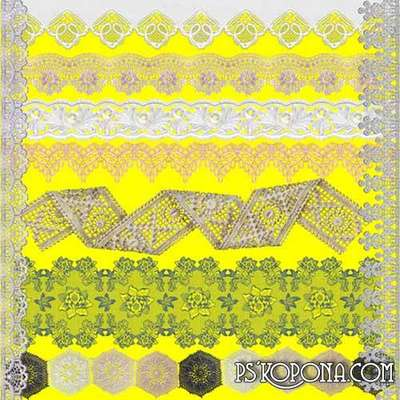 Lace borders 80 png images on transparent background - Free download