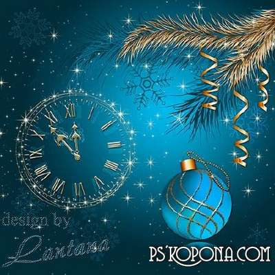 Psd source - New Year is coming 2