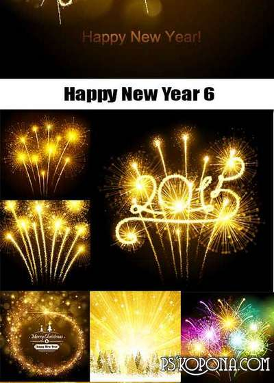 Happy New Year 2015-6