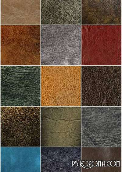 Leather texture mammals part 1
