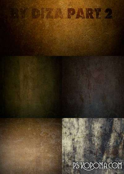 Retro grunge texture overlay - 2 ( free textures, free download )