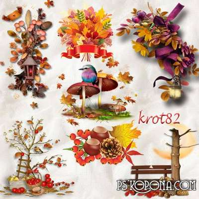 Autumn PSD template - Autumn clusters