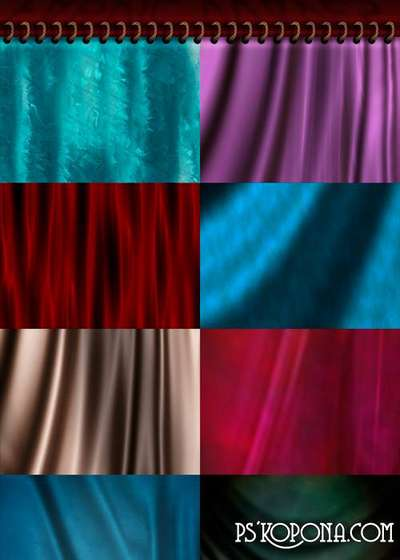 Fabric drapes textures  ( free textures, free download )