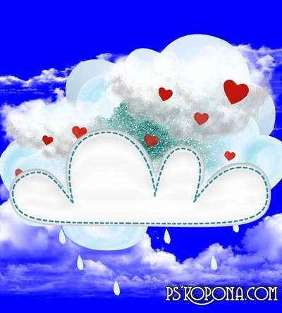 Klipart - Clouds