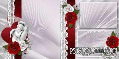 Romantic Photoalbum - Love me