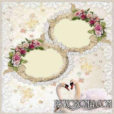 4 PSD Template Wedding
