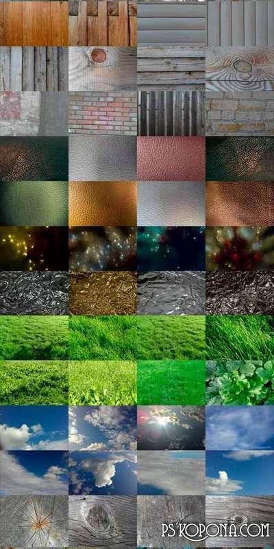 Set of Various photo JPEG textures - 113 JPEG