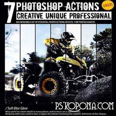 FREE Pro Essential PS Actions