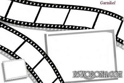 Frames PSD - Our The film