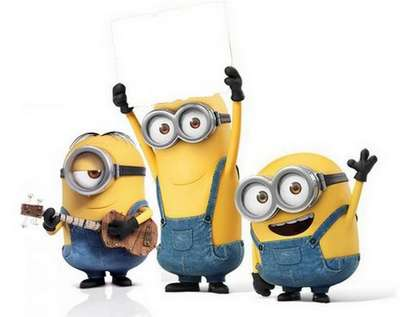 Free Kids photo frame - Cool minions photo. Transparent PNG Frame ...