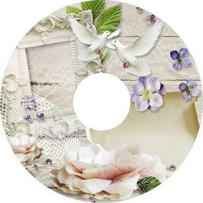 Cover DVD - Spring wedding