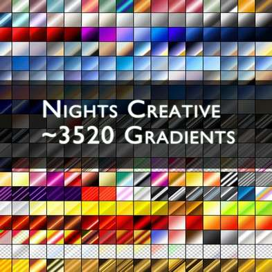 Gradients in quantities