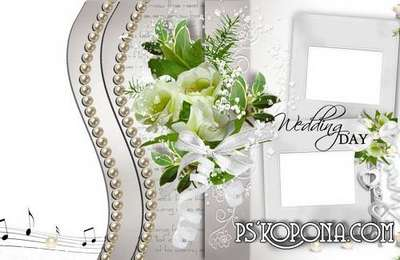 Luxury Wedding photo book template psd with 53 photo-These beautiful moments