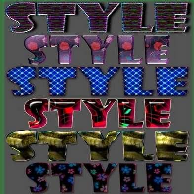 ASL + PSD Original styles for Photoshop