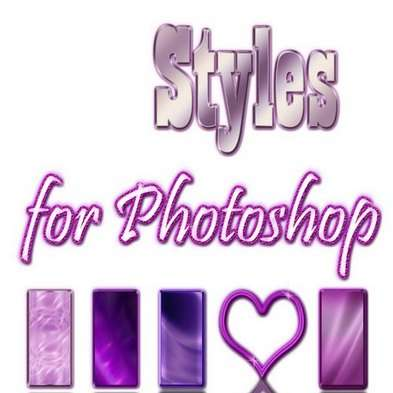 Glamour Fashion Styles for Photoshop