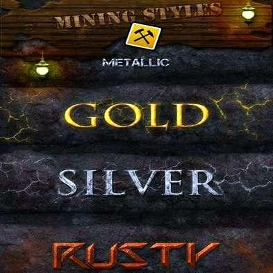 Mining photoshop Styles 3.0