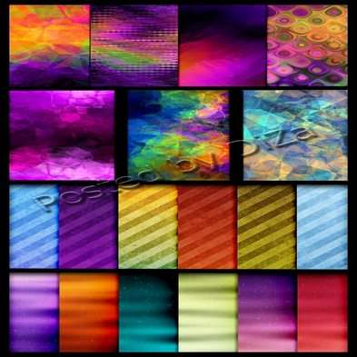 Exotic photoshop patterns (PAT)