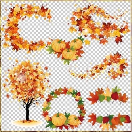 Clipart - Autumn PNG