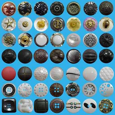 Clipart for Photoshop - Buttons