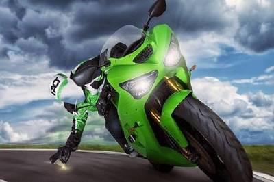 Free male psd pattern suit - racer bike