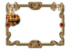 Рамки-вырезы  - С праздником Светлой Пасхи / free easter frames png download